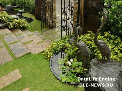 Берсо: элегантное украшение садовой территории