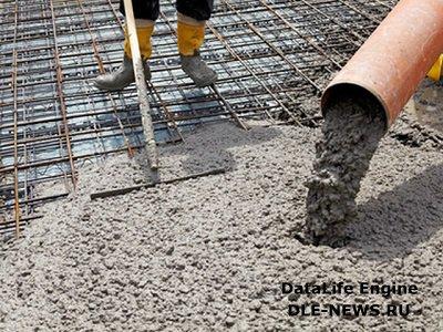 Бетон в ремонтных, строительных работах