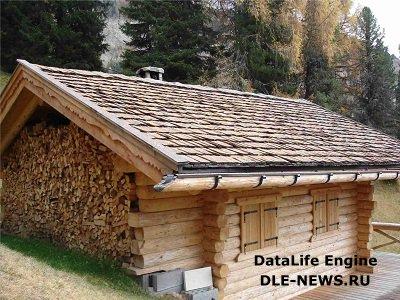 Деревянная черепица: классические технологии строительства