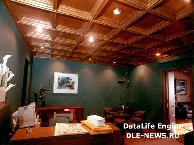 Деревянные потолки: вершина дизайнерского мастерства