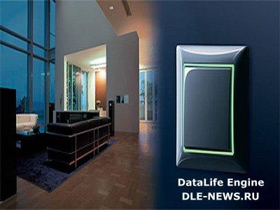 Дизайн выключателя и розетки в интерьере помещения