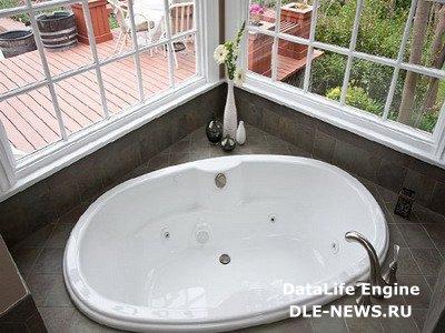 Эксклюзивные варианты ванн