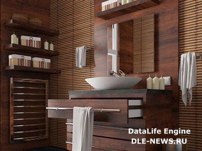 Композиты для отделки ванной
