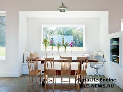 Ломаем стереотипы: бетонные полы в жилых помещениях