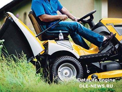 Мини-трактор: компактное садовое приспособление