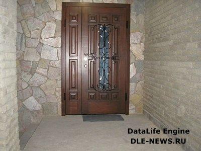 Некоторые вопросы о входных дверях
