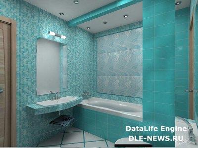 О применении гипсокартона в ванной комнате