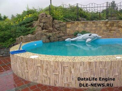 Основы ухода за каркасными и надувными бассейнами на даче