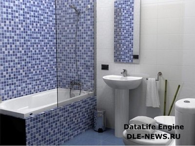 Основные советы при ремонте ванной комнаты на даче