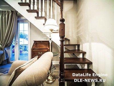 Основные виды дачных лестниц на второй этаж