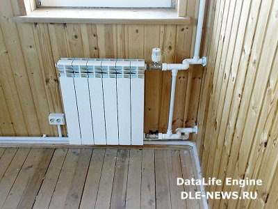 Правила монтажа нового радиатора