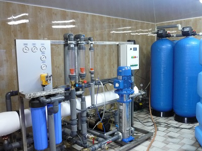 Промышленная очистка воды и ее особенности