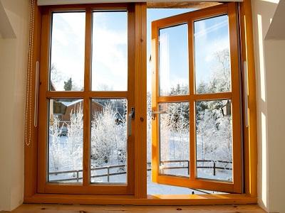 Современные деревянные окна: особенности и преимущества