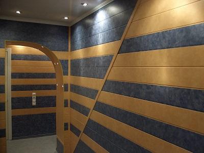 Способ монтажа и разновидности стеновых МДФ-панелей для ванной комнаты