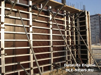 Стеновая опалубка — виды и особенности монтажа