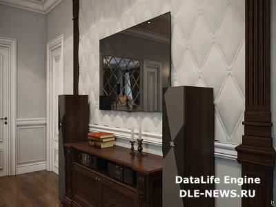 Стеновые панели – классика интерьерного декорирования