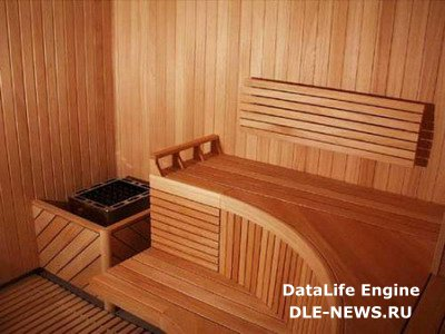 Строим парилку для бани