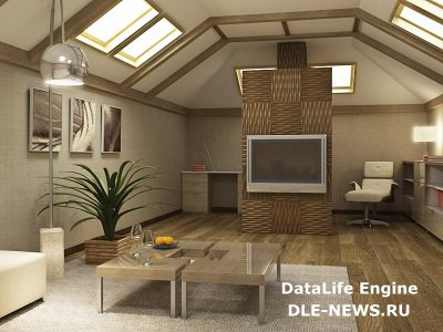 Строим жилую комнату на чердаке