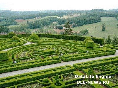 Топиарные сады как декоративный элемент садового дизайна