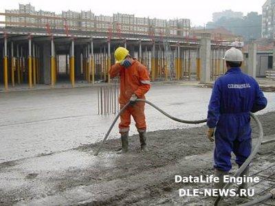 Уплотнение бетона