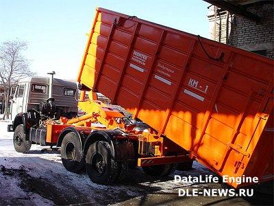 Вывоз строительного мусора - всегда востребованная услуга