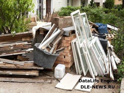Вывоз строительного мусора доверьте профессионалам