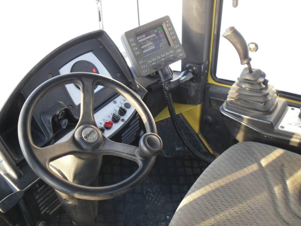 Панель управления катка Bomag BW 216