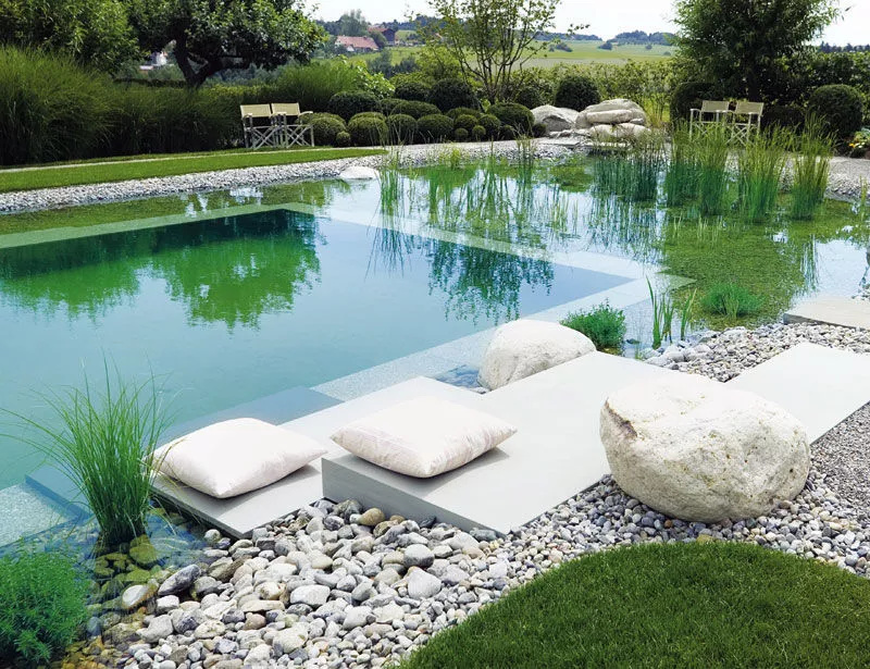 Натуральный камень – ландшафтная классика