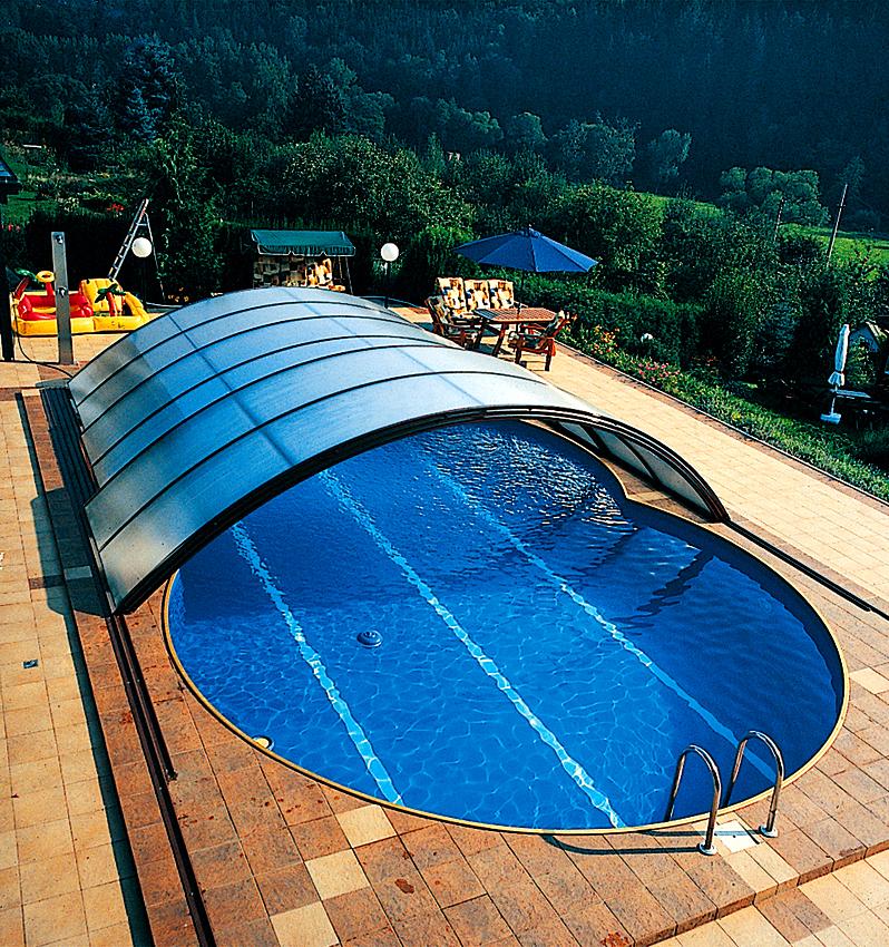 Обогрев бассейна на вашем участке