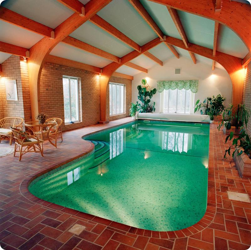 Преимущества бассейна в доме