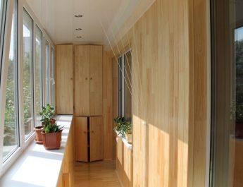 Преимущества деревянной вагонки
