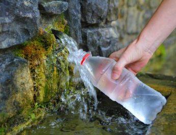 Сравнение источников воды