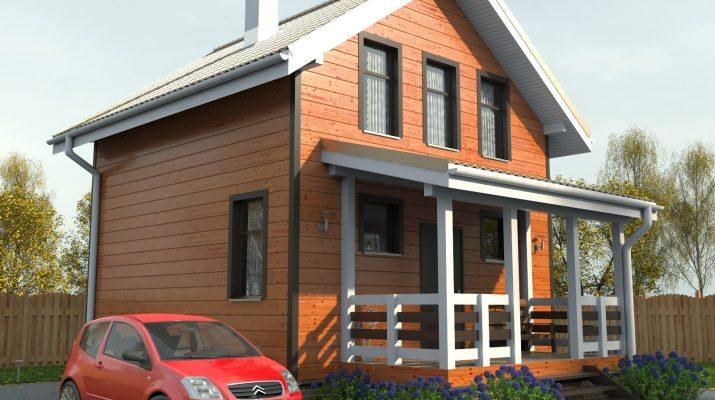 Быстросборные дома – сжатые сроки и доступные цены